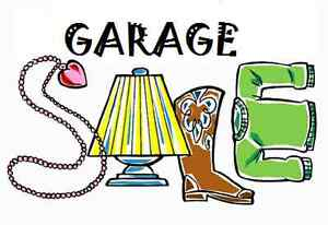 Garage Sale - One Day Only!
