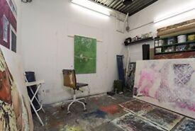Affordable artist studios in Poplar