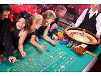 Fun Casino Nights Blackjack Roulette Poker Hire
