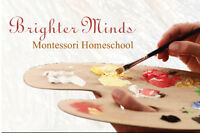 Brighter Minds Montessori Home School Has An Opening