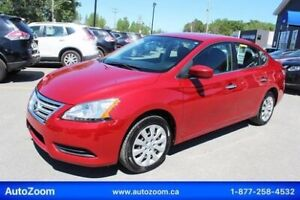 Nissan Sentra 2014 S **WOW** FINANCEMENT FACILE !!