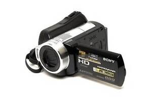 Sony high-def HDR-SR10 high-definition video camera Berowra Hornsby Area Preview