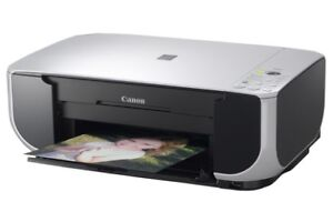 Canon Pixma MP210 Inkjet printer / scanner with ink cartridges