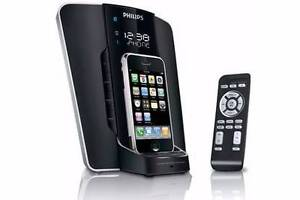Philips iPhone/iPod Docking Entertainment System Drummoyne Canada Bay Area Preview