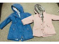 M&S coats