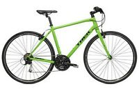Trek 7.3fx 2015 model hybrid comes with bill and servicing