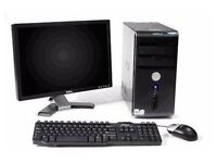 Dell Vostro 220 Core2Duo 2.93Ghz Full Gaming PC Computer WIFI 500GB 4GB Windows 10 30Day Warranty