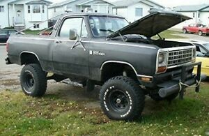 1984 PROJECT  RAMCHARGER