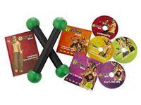 Zumba fitness kit. £15.00
