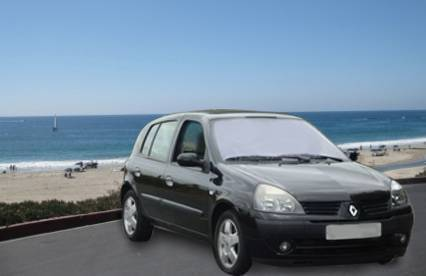 LOW KMs! 2004 Renault Clio Privilege MUST SELL! Millers Point Inner Sydney Preview