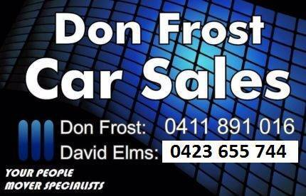 Don Frost Car Sales