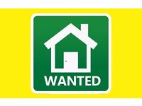 2 or 3 BED HOUSE WANTED