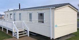 Modern 8 Berth Caravan to Rent - Sandylands Ayrshire