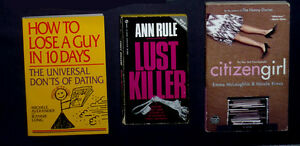 3 Books: How To Lose Guy in 10 days : Lust Killer : Citizen Girl