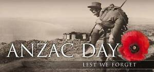 Trip to Albany for ANZAC Day 2017 inc transport & accommodation Perth Perth City Area Preview