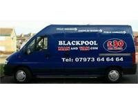 MAN AND VAN / House Removals 100% RELIABLE! FULLY INSURED! CHEAPEST AROUND!