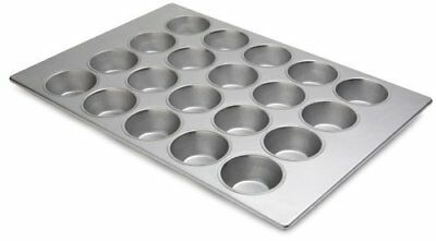 Amco Food Service Aluminized Steel Pecan Roll Pan 20-Cup