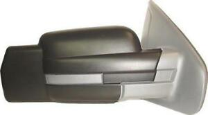 New Fit System 81810 Ford F-150 Towing Mirror, Pair