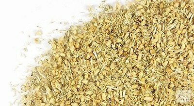 Yarrow flower c/s  2 oz wiccan pagan witch herbs magick