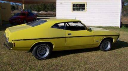1975 Ford Falcon Coupe
