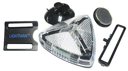 Lightman Xenon Clear Personal Strobe Light Kit