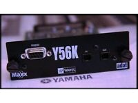 YAMAHA AW4416 +WAVES Y56K CARD £300