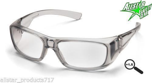 0210b6c208dd Safety Glasses Readers | eBay