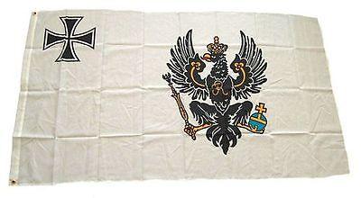 Flagge / Fahne Preußen alt Hissflagge 90 x 150 cm