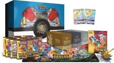 Pokemon Dragon Majesty Super Premium Collection Box (thunder) card pack