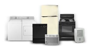 FULL LINE OF QUALITY USED APPLIANCES **30 DAY WARRANTY**