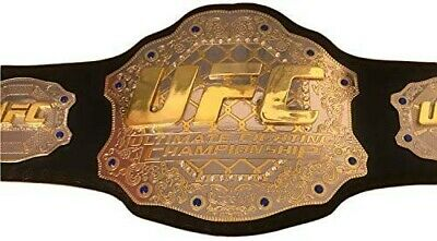 UFC Ultimate Champion Ship Leather Belt Replica Adult Size for sale  USA