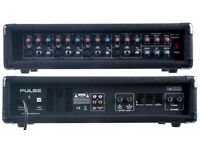 Pulse PMH200 2 x 100w Power Mixer Amplifier for sale