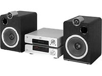 JVC UX-D457S 200W Wireless Valve Amp Hi-Fi System