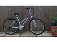 Ladies Mountain Bike - Giant Sedona, Hardly Used