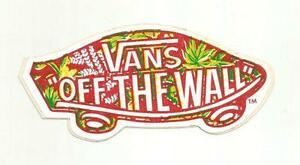 Vans Off The Wall Stickers  sc 1 st  eBay : vans wall decal - www.pureclipart.com