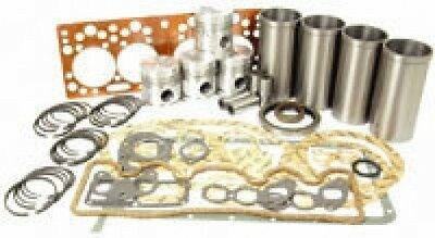 Massey Ferguson Basic  Engine Overhaul Kit w/ Continental Gas (Basic Engine Kit)