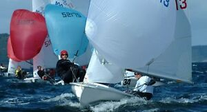 Olympic class 420 Sailboat for sale