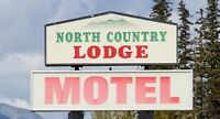 Housekeeper for busy Motel in McBride, BC.