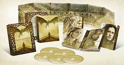 Game Of Thrones The Complete Fifth Season 5  Dvd 2016 5 Disc Set  New