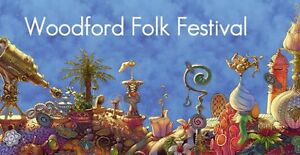 Woodford folk festival 5 night camping North Lakes Pine Rivers Area Preview