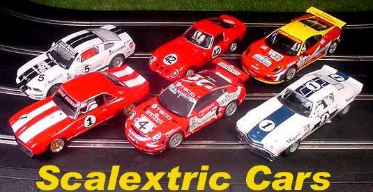 SCALEXTRIC WANTED