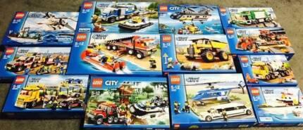 LEGO CITY 13 DIFFERENT SETS!!