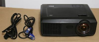 Dell S300Wi Short Throw 2200 LUMEN WXGA HDMI 3D.Hours on Projectors 3367 to 3509