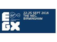 EGX Birmingham 2016 - Super Pass