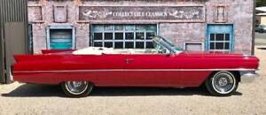 COLLECTABLE CLASSIC CARS - 63 Cadillac DeVille Convertible Strathalbyn Alexandrina Area Preview