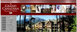 Grand Canadian Resort Canmore