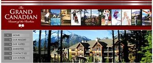 Canmore Condo for Rent Family Week