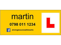 Driving Lessons in Nottingham with Martin