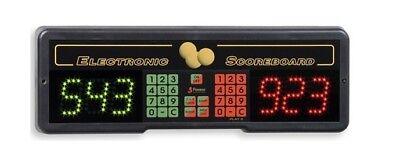 Segnapunti elettronico per i giochi del biliardo,pool, ping-pong play-6 art.360