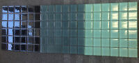 2x2 Glass Mosaic / Backsplash Available in 3 Colors $4.99 ONLY!